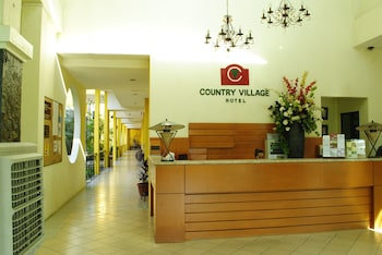 Country Village Hotel Cagayan de Oro Reception