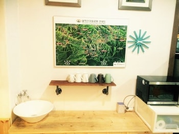 Goodstay Smile Guesthouse - In-Room Kitchenette  - #0
