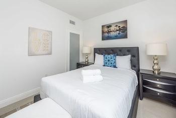 Suite, 1 Bedroom, Kitchen