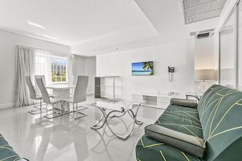 Premium Suite, 1 Bedroom, Kitchen, Corner