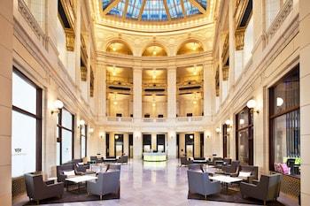 雅樂軒底特律大衛惠特尼大廈飯店 Aloft Detroit at The David Whitney