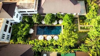 Hotel - La Residence Blanc D'Angkor