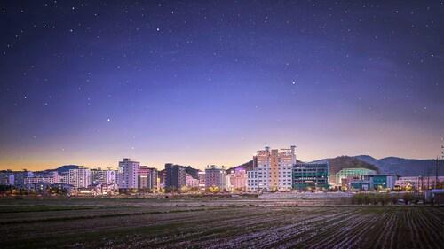 Venezia Tourist Hotel, Suncheon