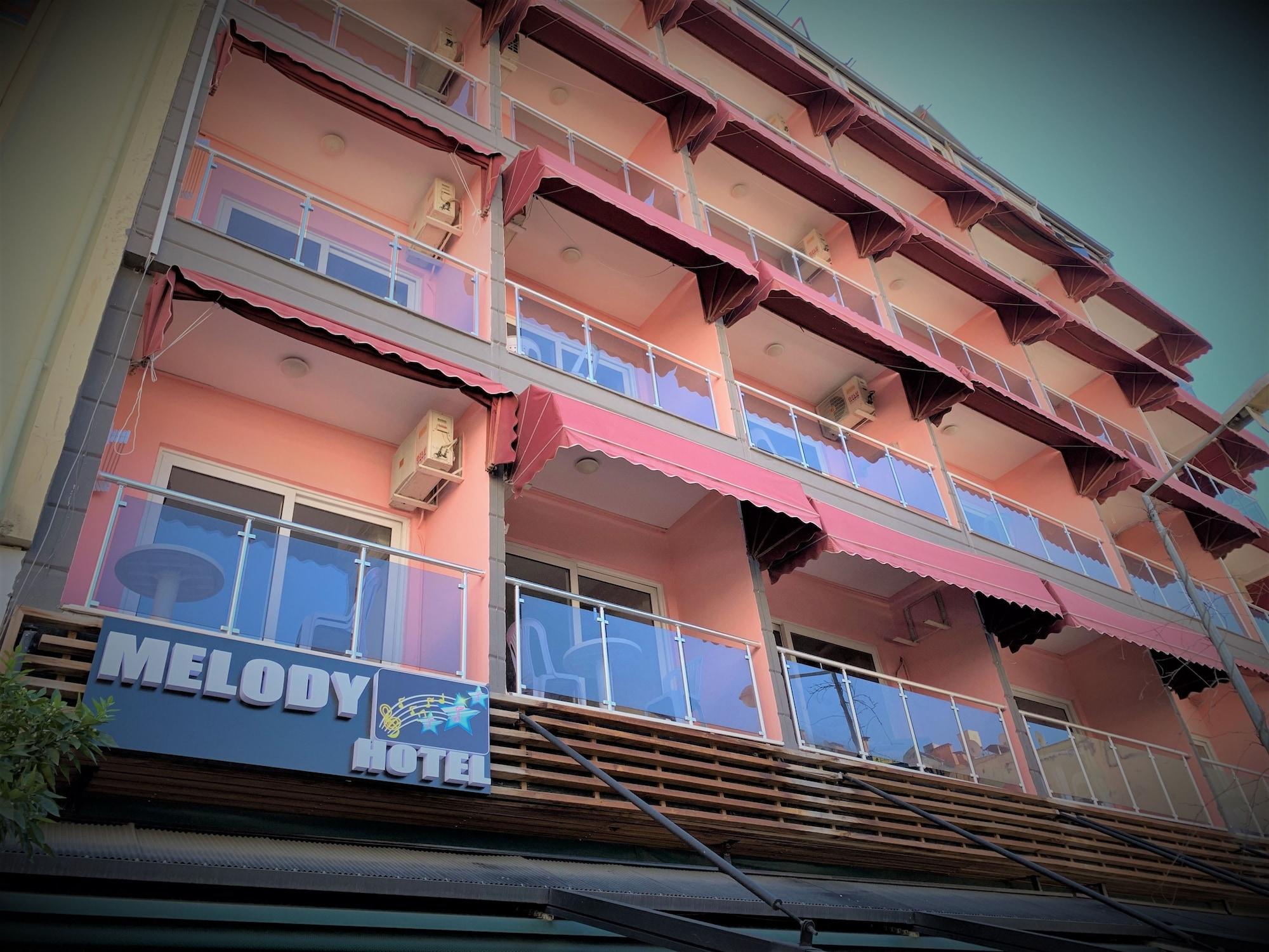 Melody Hotel, Alanya