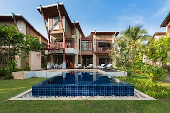 Amatapura Beach Villa 12 - Aerial View  - #0