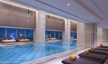 Sheraton Grand Wuhan Hankou Hotel - Pool  - #0