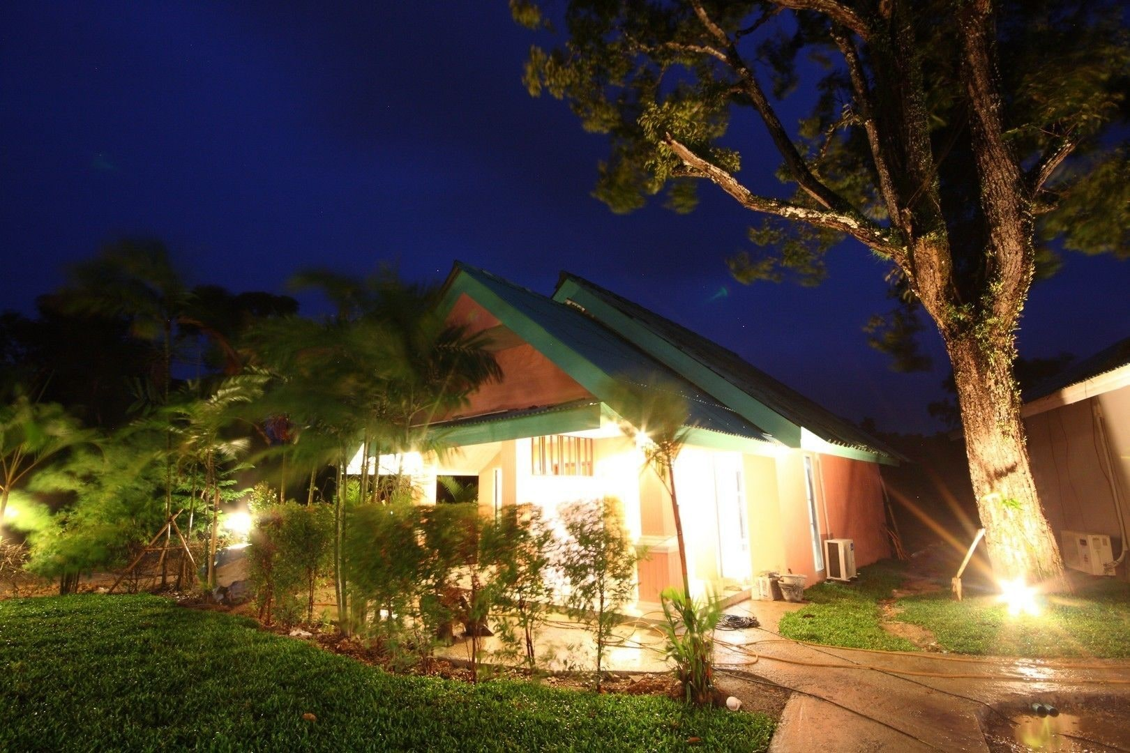 Baan Dahla Resort, Muang Krabi