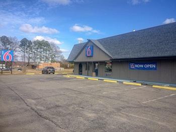 維珍尼亞紐波特紐斯 - 尤斯蒂斯堡 6 號汽車旅館 Motel 6 Newport News, VA - Fort Eustis
