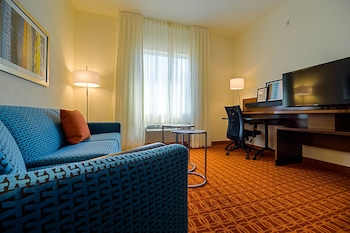 West Palm Beach Vacations - Fairfield Inn & Suites by Marriott Delray Beach I-95 - Property Image 1