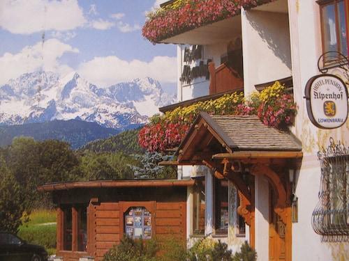 Hotel Alpenhof Wallgau, Garmisch-Partenkirchen