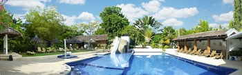 Marcosas Cottage Resort Cebu Outdoor Pool