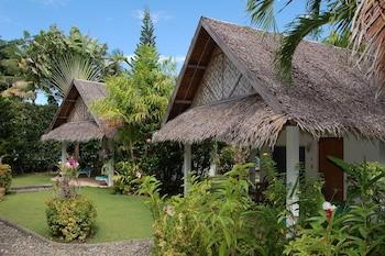 Marcosas Cottage Resort Cebu Guestroom View