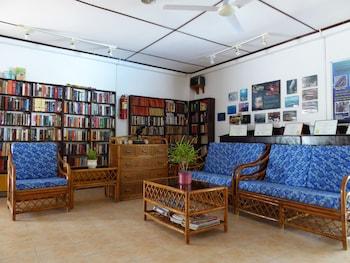 Marcosas Cottage Resort Cebu Reception