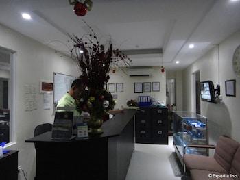 Grand Apartelle Cebu Reception