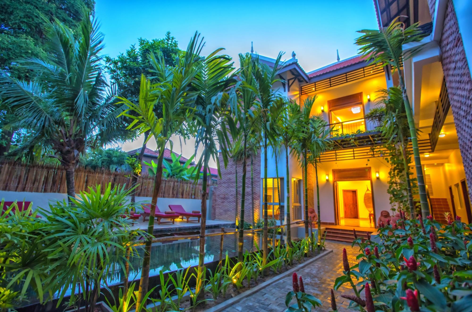 River Bay Villa, Siem Reab