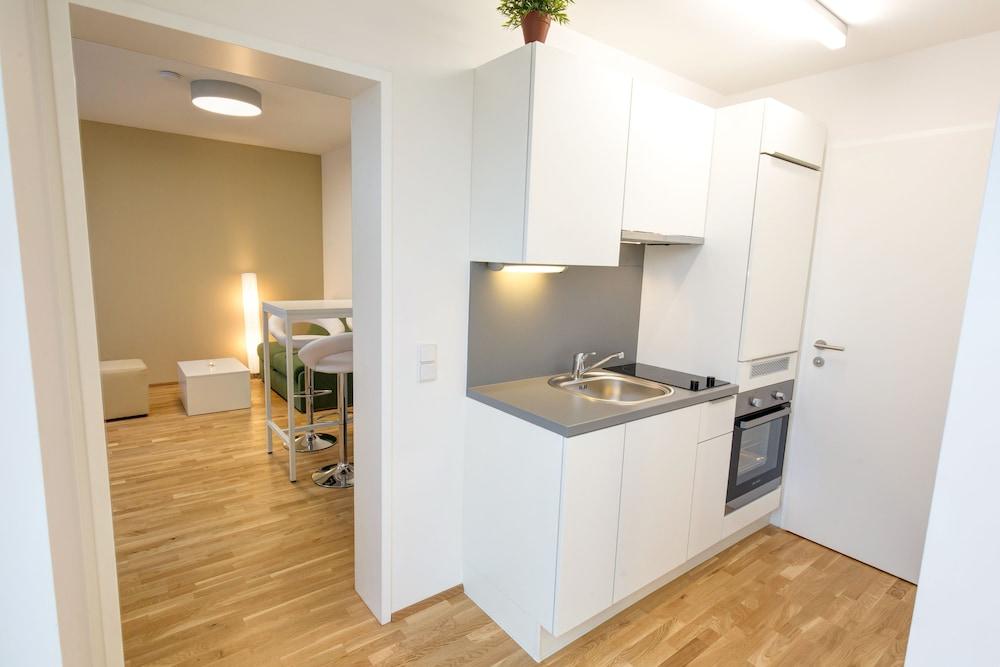 Aparthotel Smart Apart Living - Wien Hauptbahnhof