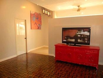 Tr3Ats Guest House Bohol Lobby Lounge