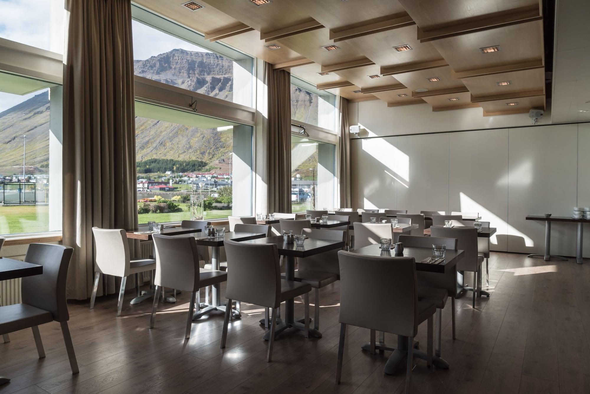 Hótel Ísafjörður, Ísafjarðarbær