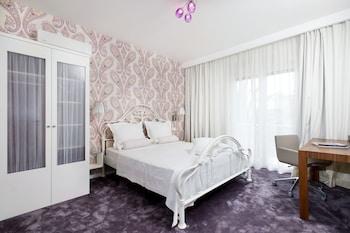 Luxury Suite, 2 Bedrooms, Balcony