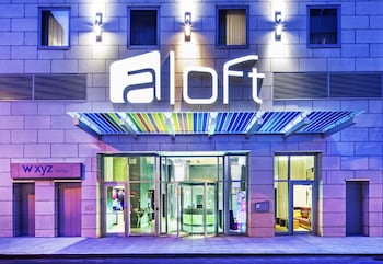 Hotel - Aloft Manhattan Downtown - Financial District