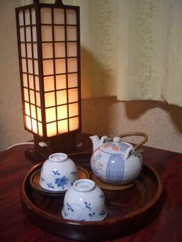 KASUGA RYOKAN Room Amenity