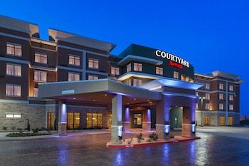 Hotel - Courtyard San Angelo