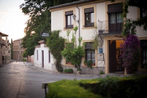 Hotel America, Granada