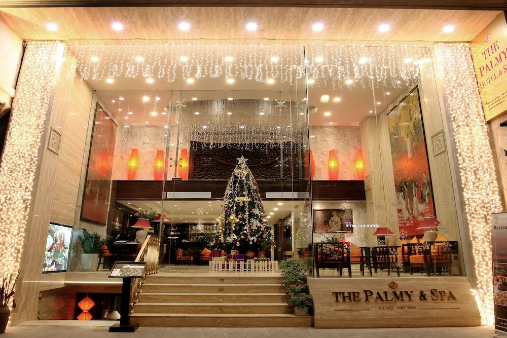 ザ パーミー ホテル & スパ