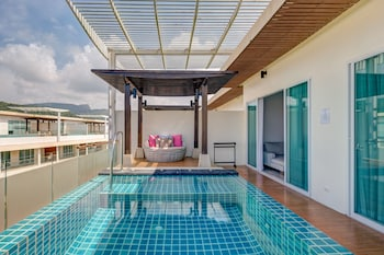 Deluxe Two Bedrooms Pool Suite 144 Sq.m