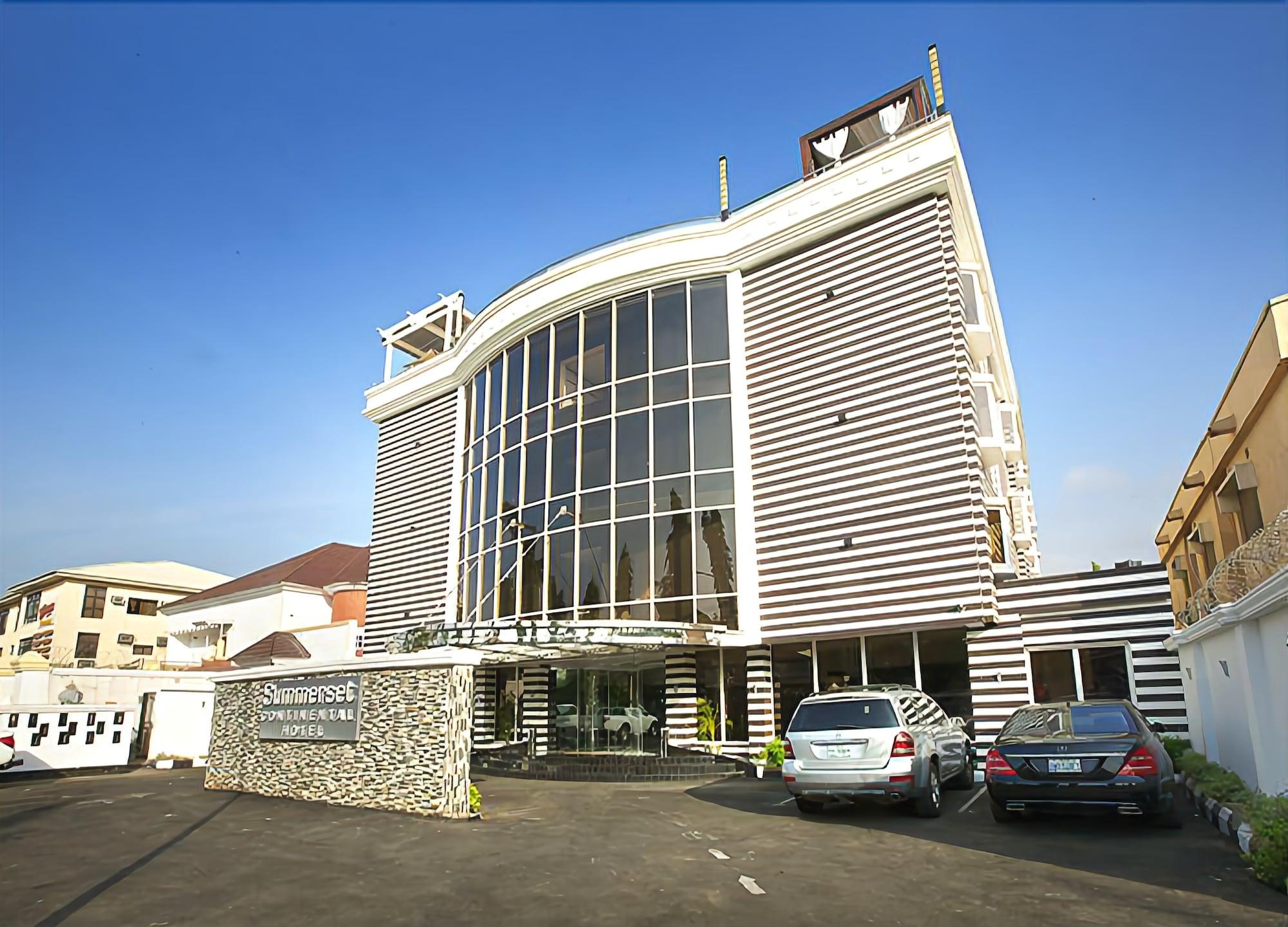 Summerset Continental Hotel Asokoro, AbujaMun