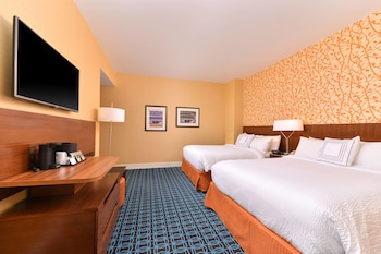 Albany Vacations - Fairfield Inn & Suites by Marriott Albany Downtown - Property Image 1