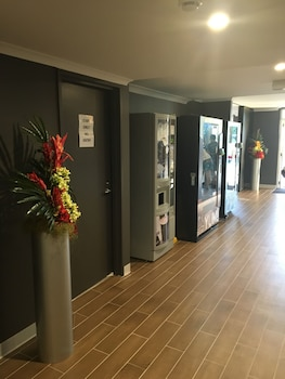 Interior Entrance at ibis budget Casula Liverpool in Casula