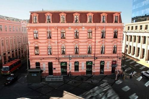 Hotel Reina Victoria, Valparaíso