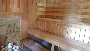 67Th Heaven Holiday Resort Puerto Princesa Sauna