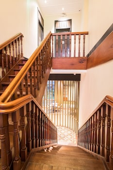 The Henry Hotel Manila Staircase