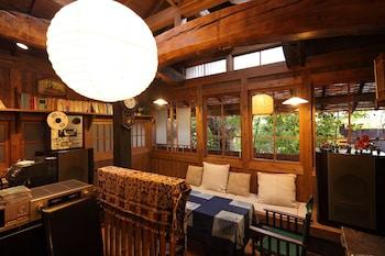 Kurokawa Onsen Oyado Noshiyu - Lobby Sitting Area  - #0