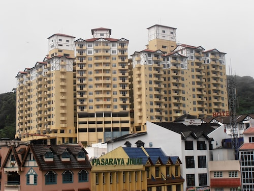 My Home Apartment - Crown Imperial Court, Cameron Highlands