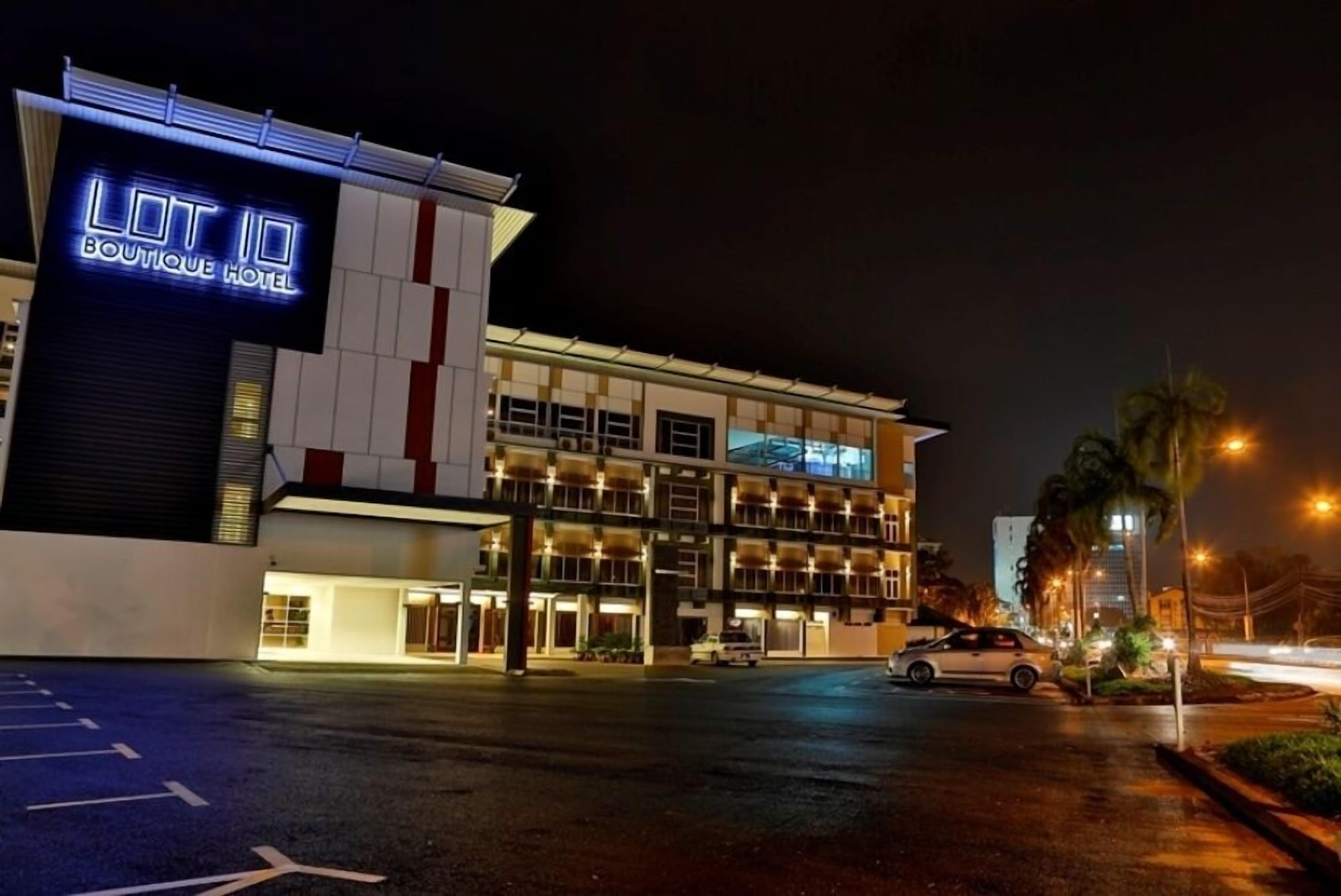 Lot 10 Boutique Hotel Kuching, Kuching