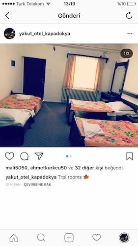 Yakut Hotel, Ürgüp