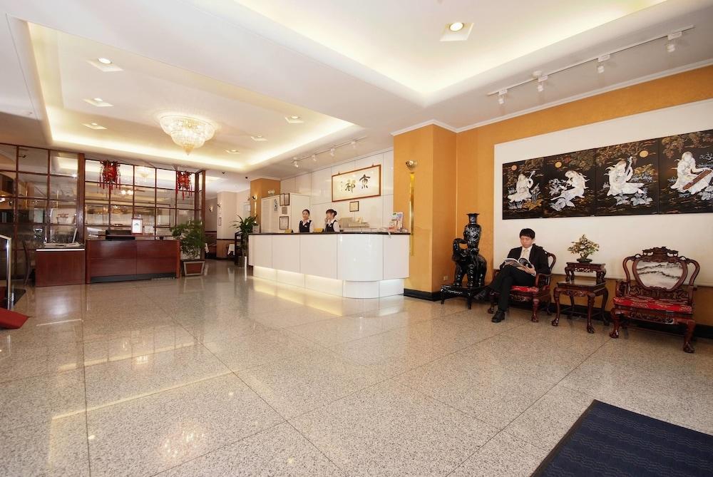 台北 キョウト ホテル (台北京都商務旅館)