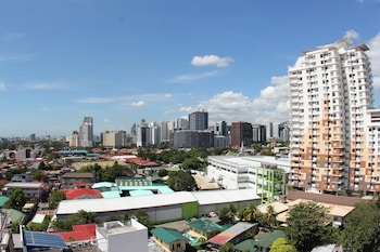 Cebu R Hotel - Mabolo Branch View from Property