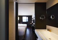 デラックス ツインルーム シングルベッド 2 台