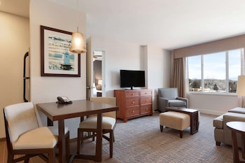Premium Suite, 1 King Bed, Accessible