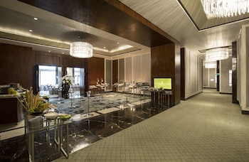 Makati Diamond Residences Reception Hall