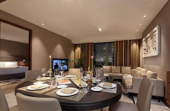 Makati Diamond Residences In-Room Kitchen