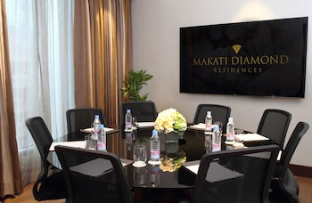 Makati Diamond Residences Business Center