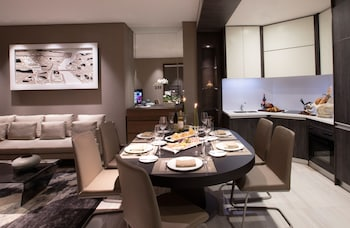 Makati Diamond Residences In-Room Dining