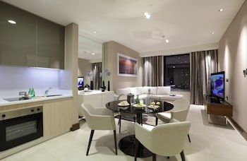 Makati Diamond Residences Private Kitchenette
