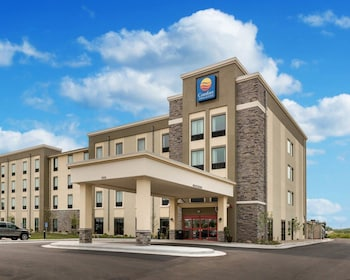 Hotel - Comfort Inn & Suites West - Medical Center
