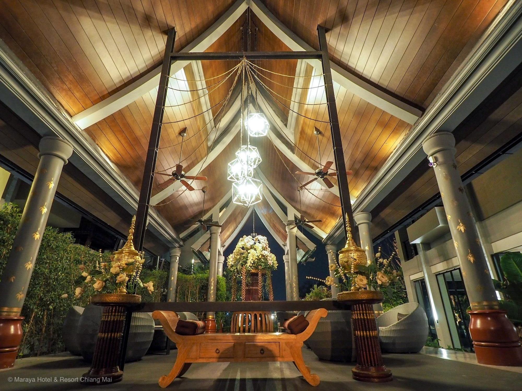 Maraya Hotel & Resort, Muang Chiang Mai